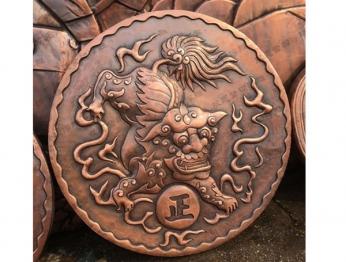 锻铜浮雕15