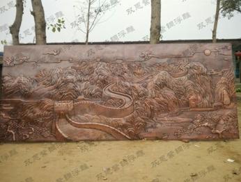 锻铜浮雕36