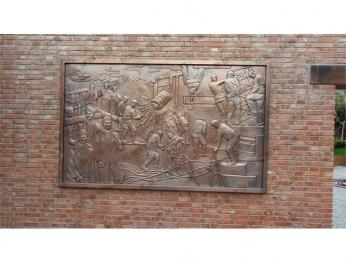 锻铜浮雕44