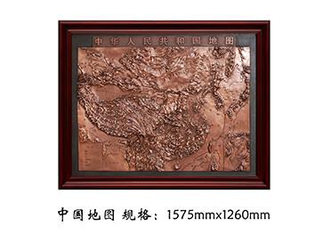 FD019B中国地图