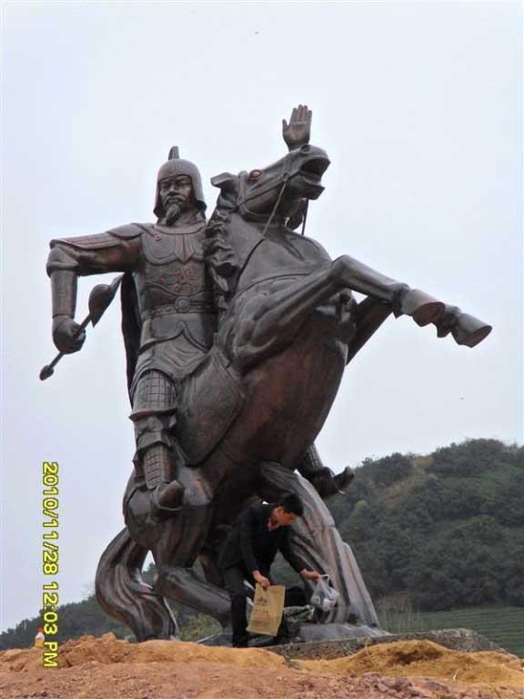 新疆圆雕16