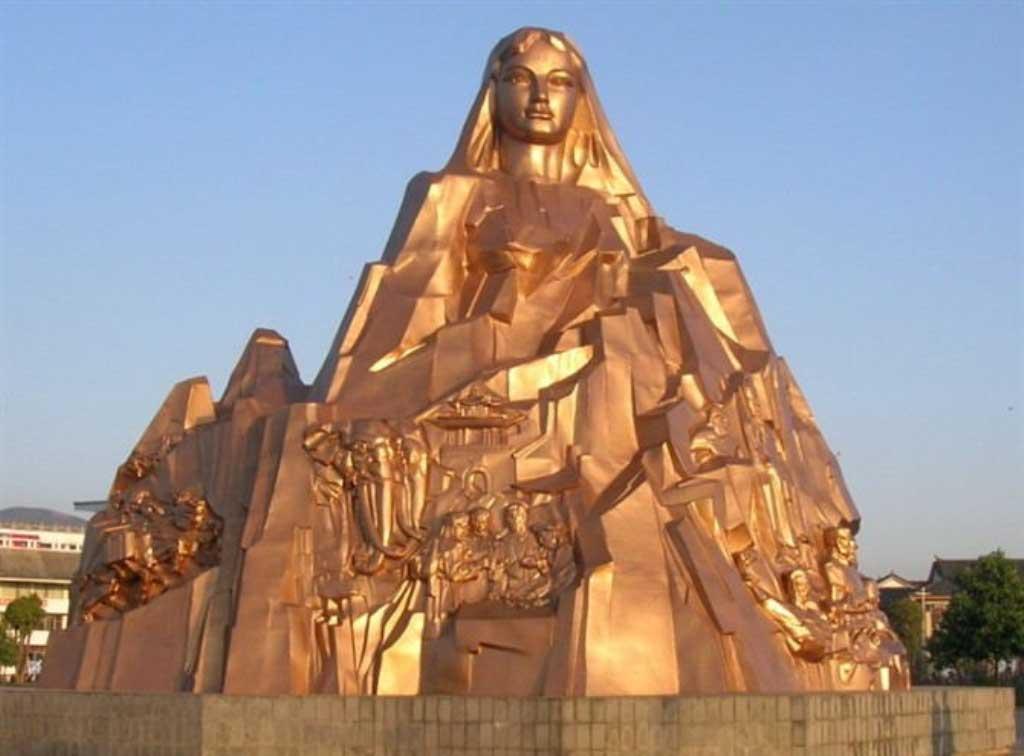 新疆圆雕18