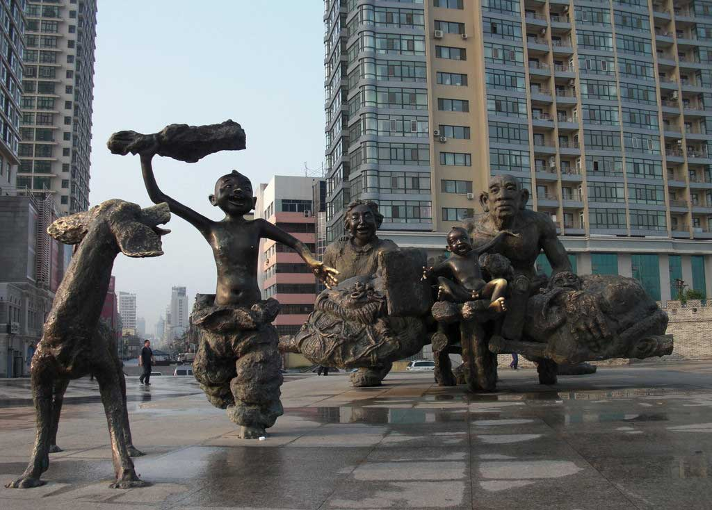 新疆圆雕20