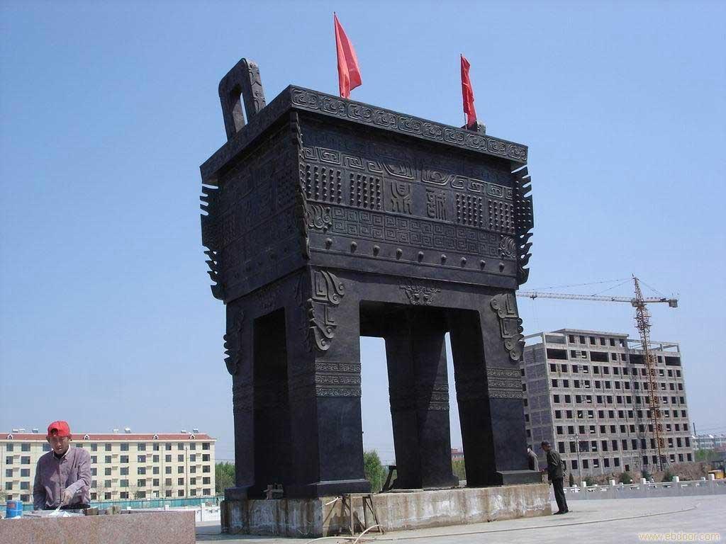 北京圆雕21
