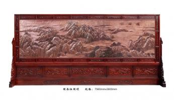 苏州D001 祖国颂国画