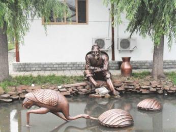 新疆圆雕2