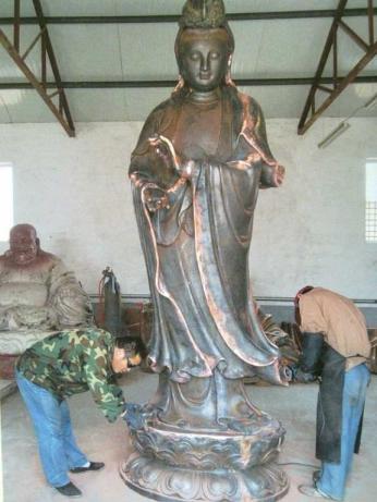 新疆圆雕4
