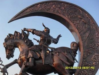 新疆圆雕5