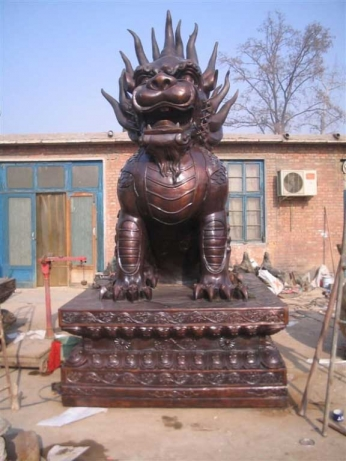 北京圆雕7