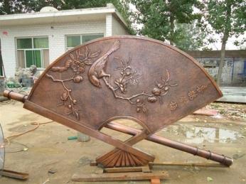 新疆圆雕8