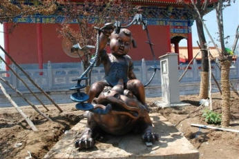 北京圆雕10