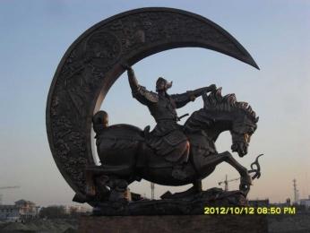 新疆圆雕13