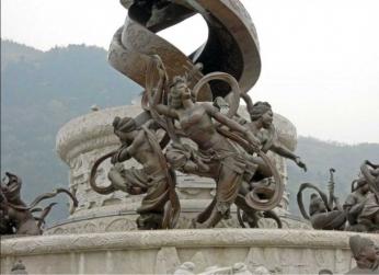 新疆圆雕14