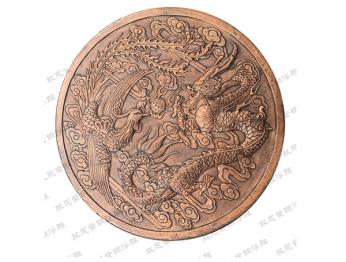 锻铜浮雕2