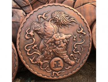 锻铜浮雕7