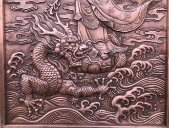 锻铜浮雕12