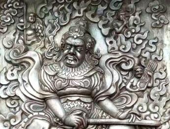 锻铜浮雕40