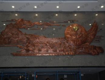 北京锻铜浮雕65