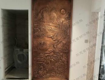 北京锻铜浮雕73