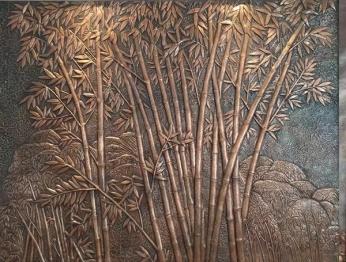 苏州锻铜浮雕76