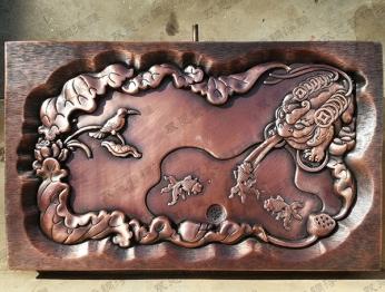 苏州锻铜浮雕77